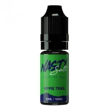 Hippie Trail 10ml 20mg Nic Salt Liquid by Nasty Juice