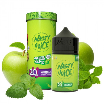 Green Ape 20ml Longfill Aroma by Nasty Juice