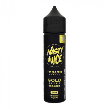 Tobacco Gold Blend 20ml Longfill Aroma by Nasty Juice