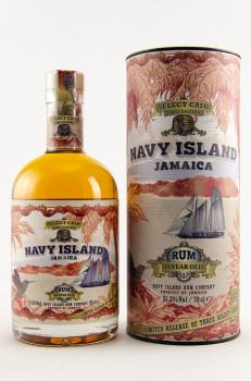 Navy Island Jamaica 10 Years Old Select Cask Rum 51,2% Vol. 700ml