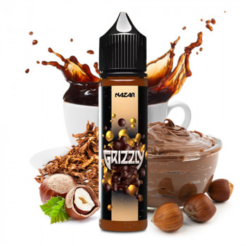 Grizzly 20ml Longfill Aroma by Nazar-Liquid