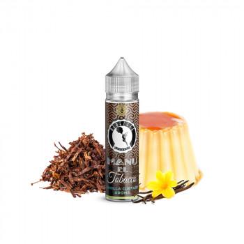 Manu El Tobacco 10ml Longfill Aroma by Nebelfee