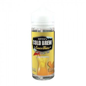 Mango Coconut 100ml Shortfill Liquid by Nitro's Cold Brew