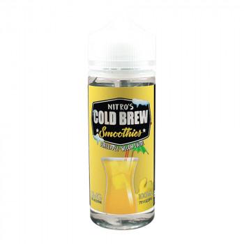 Pineapple Melon Swirl 100ml Shortfill Liquid by Nitro's Cold Brew