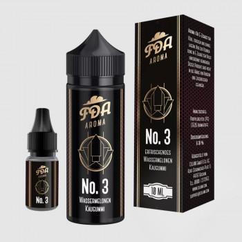 No. 3 10ml Longfill Aroma by FDA Aroma