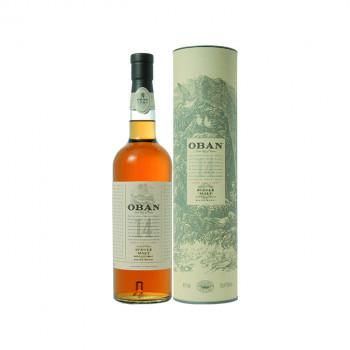 Oban Highland 14 Jahre Single Malt Scotch Whisky 43% Vol. 700ml