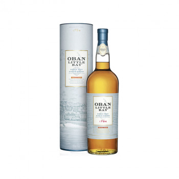 Oban Little Bay Highland Single Malt Scotch Whisky 43% Vol. 700ml