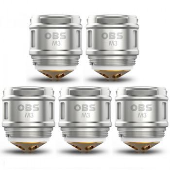 OBS Cube M3 Coil 5er Pack Verdampferköpfe
