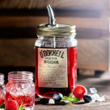 O'Donnell Moonshine Wilde Beere (350ml)