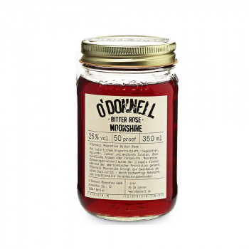 O'Donnell Moonshine Bitter Rose (350ml)