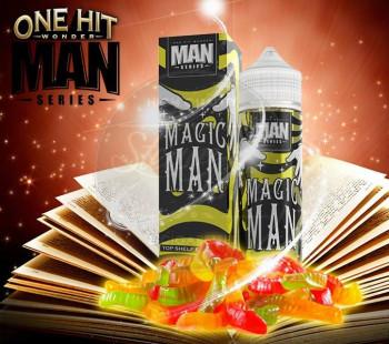 Magic Man (50ml) Plus e Liquid by One Hit Wonder