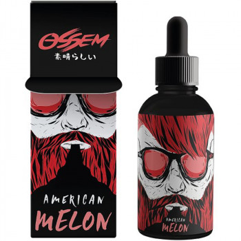 American Melon (50ml) Plus e Liquid by Ossem Juice