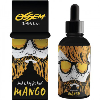 Malaysian Mango (50ml) Plus e Liquid by Ossem Juice