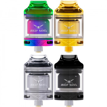 Oumier Wasp Nano 2ml RTA Verdampfer