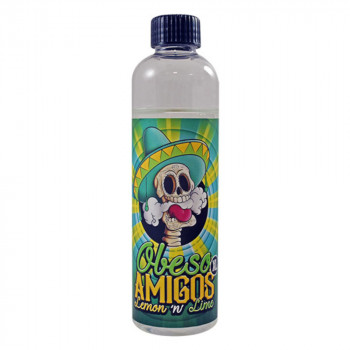 Lemon'n Lime 200ml Shortfill Liquid by Obeso Amigos