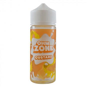 Custard 100ml Shortfill Liquid by Ohm Zone