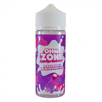 Raspberry Blackcurrant 100ml Shortfill Liquid by Ohm Zone