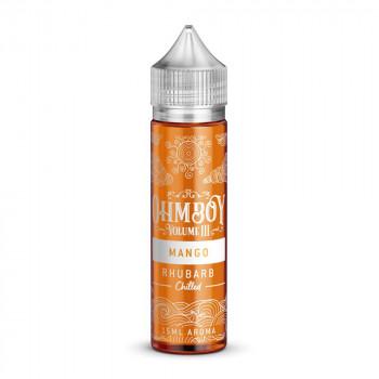 Rhubarb Chilled Mango 15ml Longfill Aroma by Ohmboy Volume III