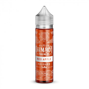 Rhubarb Chilled Red Apple 15ml Longfill Aroma by Ohmboy Volume III