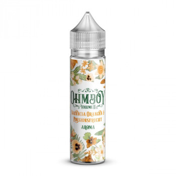 Valencia Orange & Passionsfrucht 15ml Longfill Aroma by Ohmboy Volume II