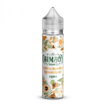 Valencia Orange & Passionsfrucht 15ml Longfill Aroma by Ohmboy Volume II