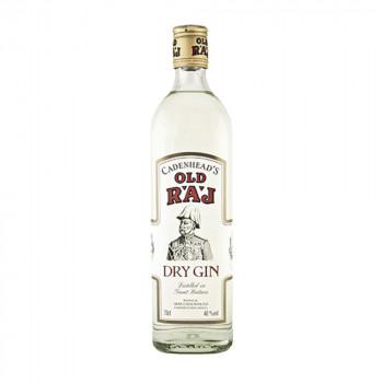 Old Raj Dry Gin - Cadenhead's 46.0% 700ml