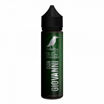 Don Giovanni 20ml Longfill Aroma by Omerta Liquids
