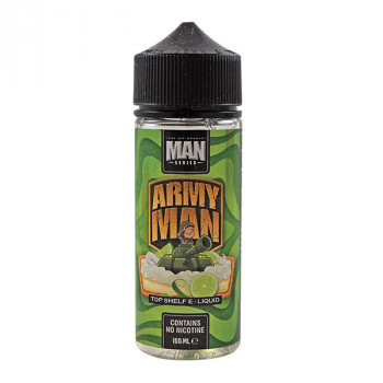 Army Man 100ml Shortfill Liquid by One Hit Wonder