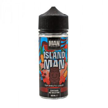 Island Man 100ml Shortfill Liquid by One Hit Wonder