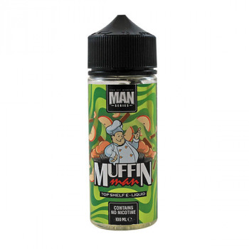 Muffin Man 100ml Shortfill Liquid by One Hit Wonder