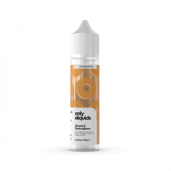 Zuckerglasur Donut 15ml Longfill Aroma by Only E-Liquids