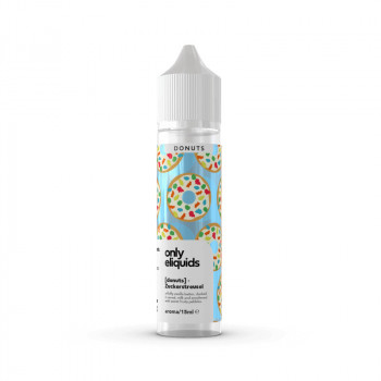 Zuckerstreusel Donut 15ml Longfill Aroma by Only E-Liquids