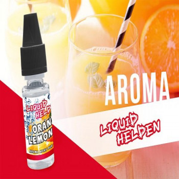 Orange Lemonade Aroma by Liquid Helden