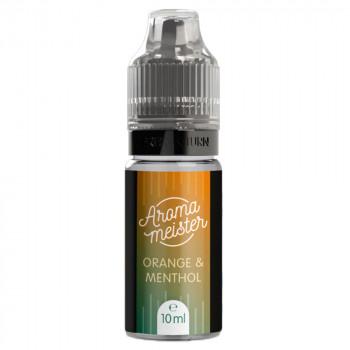 Orange & Menthol 10ml Aroma by Aromameister