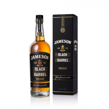 Jameson Black Barrel Irish Single Malt Scotch Whiskey 40% Vol. 700ml