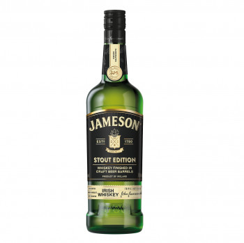 Jameson Caskmates Irish Whiskey Stout Edition 40% Vol. 700ml