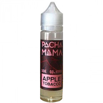 Apple Tobacco (50ml) Plus e Liquid by Pacha Mama