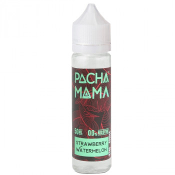 Strawberry Watermelon (50ml) Plus e Liquid by Pacha Mama