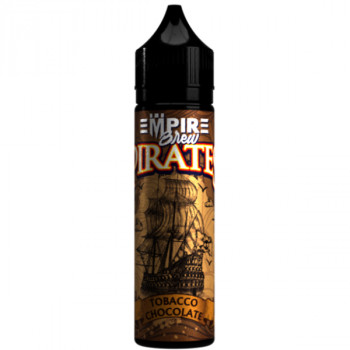 Tobacco Choco Pirate Vape (50ml) Plus e Liquid by Empire Brew