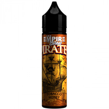 Tobacco & Honey Pirate Vape (50ml) Plus e Liquid by Empire Brew