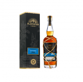 Plantation Guyana Vintage 2008 Rum Single Cask Edition 47,1% Vol. 700ml