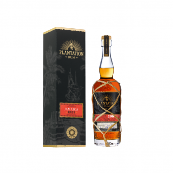 Plantation Jamaica Vintage 2009 Rum Single Cask Edition 42,6% Vol. 700ml
