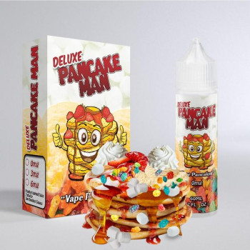 The Pancake Man Deluxe Plus 50ml Liquid by Breakfast Classics