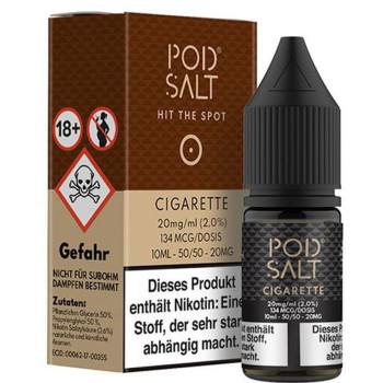 Cigarette 20mg 10ml Liquid by Pod Salt