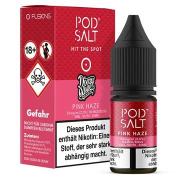 Pink Haze 20mg 10ml Liquid by Pod Salt