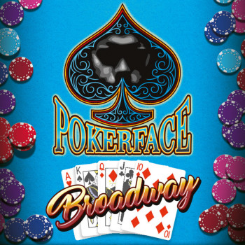Broadway Pokerface 30ml Longfill Aroma by Stammi