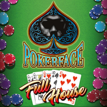 Full House Pokerface 30ml Longfill Aroma by Stammi