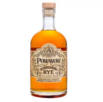 Pow-wow Botanical Rye Straight Whiskey 45% Vol. 700ml