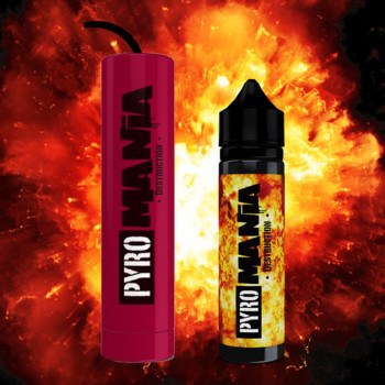 Destruction 15ml Longfill Aroma by Pyromania