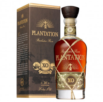 Plantation Barbados X.O. Rum 20th Anniversary 40% Vol. 700ml